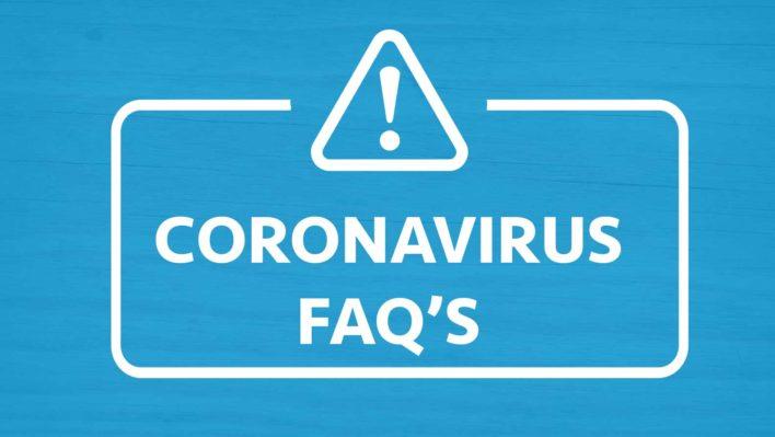 Coronavirus FAQs
