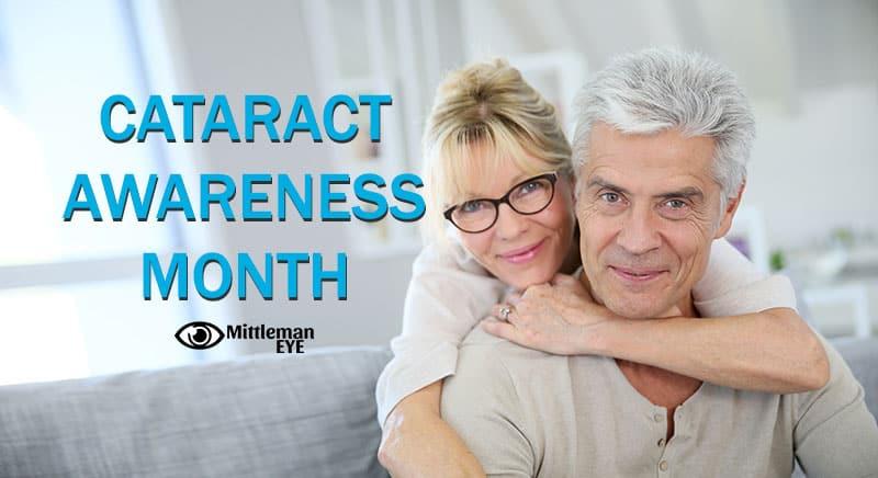 Cataract Awareness Month in June