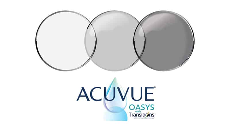 Introducing NEW ACUVUE OASYS with Transitions