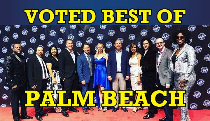 Mittleman Eye Voted Best of Palm Beach County!