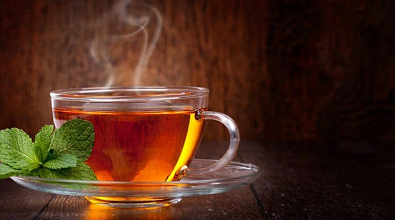 Daily Cup of Tea Lowers Risk of Glaucoma?