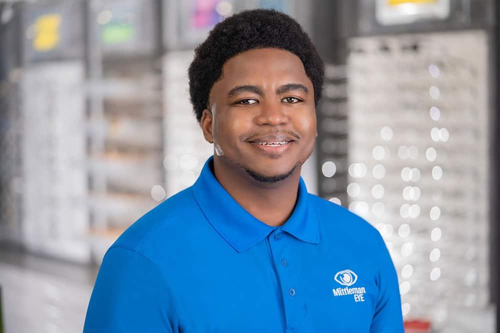 Mike Baptiste - Communications Manager