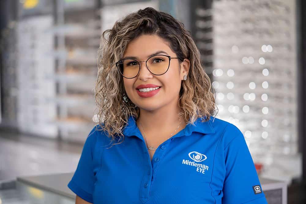 Kathy Gonzalez - Apprentice Optician