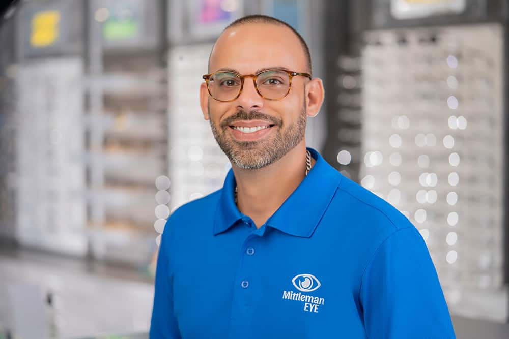 Frank Pineiro - Optical Manager