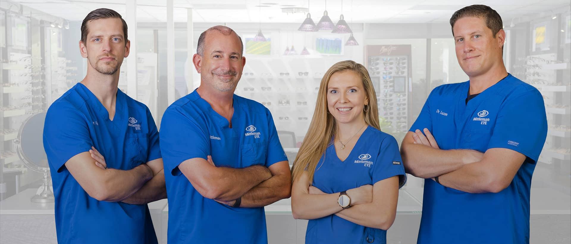 Mittleman Eye Doctors