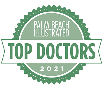 Palm Beach Illustrated Top Doctors 2021