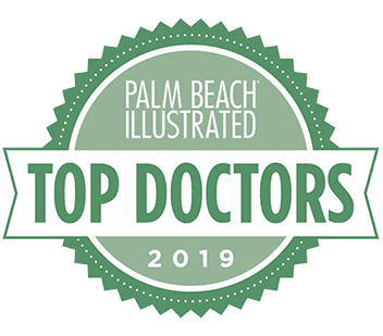 Palm Beach Illustrated Top Doctors 2019