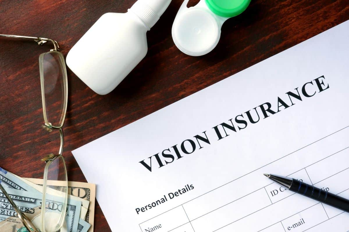 Comparing Vision Insurance and Health Insurance