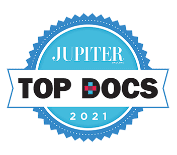 Jupiter Top Docs Badge 2021