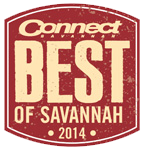 Best of Savannah 2014 award