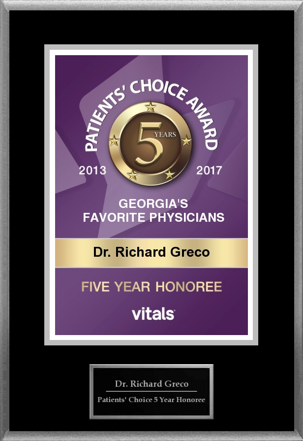 Patients choice award 2013