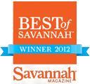 best of savannah badge
